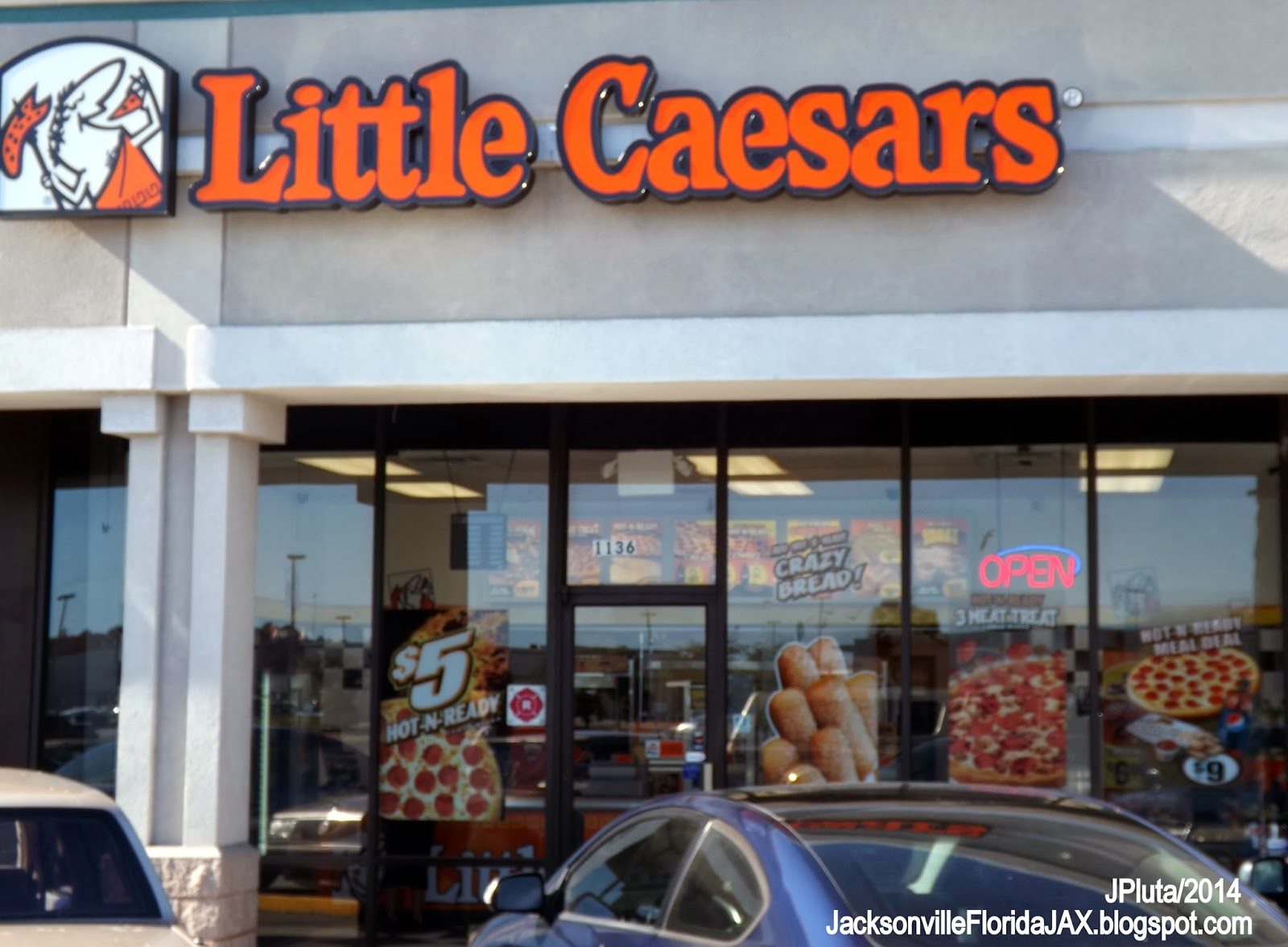 Little Caesars, Jacksonville. 18 likes. Little Caesars Pizza is the largest carry-out pizza chain internationally. Visit our website store locator for /5(3).
