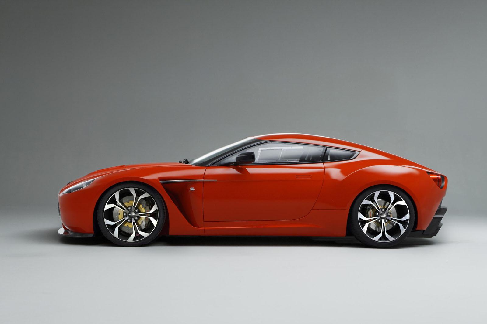 car models com 2012 aston martin v12 zagato. Black Bedroom Furniture Sets. Home Design Ideas