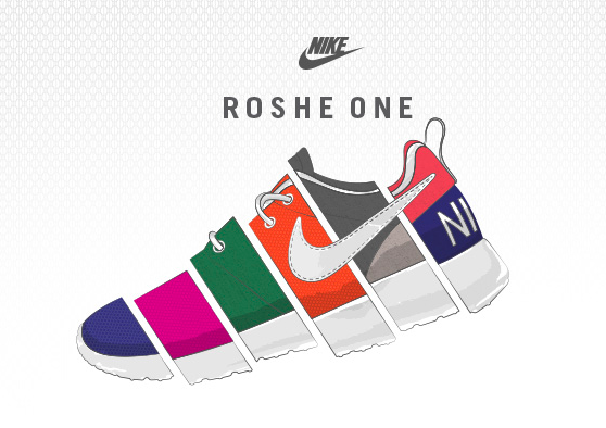 Nike ROSHE ONE en #TiendaFitzrovia