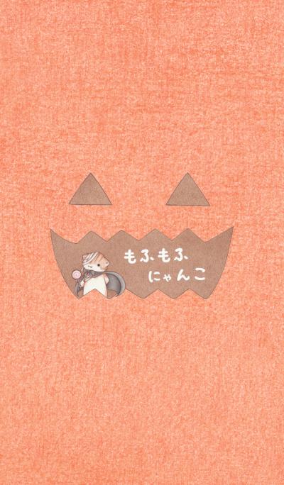 mofumofu nyanko *ver.halloween