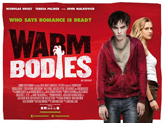 Warm Bodies movie review starring Nicohlas Hoult via Tinsel & Tine