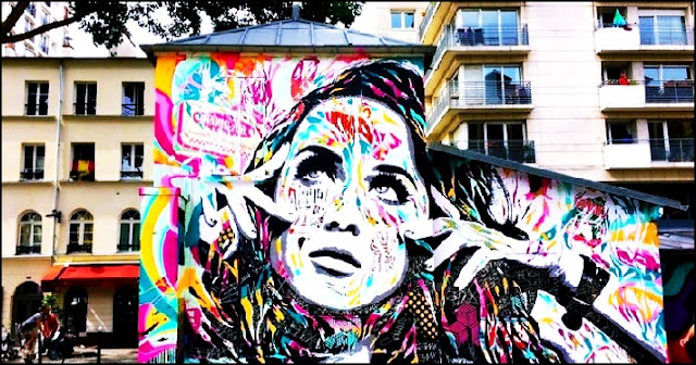 graffiti kunst, street art