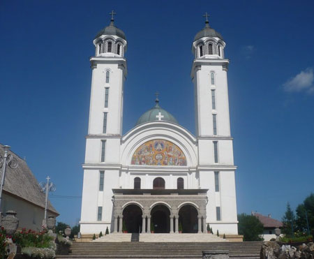 Catedrala Padurenilor Ghelar Hunedoara