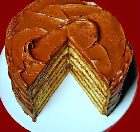 yellow-layer-cake-with-chocolate-sour-cream-frosting%2B%2B%2Bfour.jpg