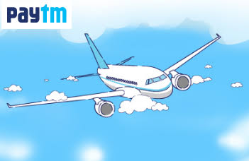 Paytm- Get Flat 20% Cashback on Bus & Flight Ticket Bookings