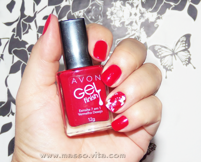 Gel finish Avon