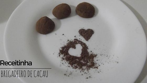 Brigadeiro de Cacau