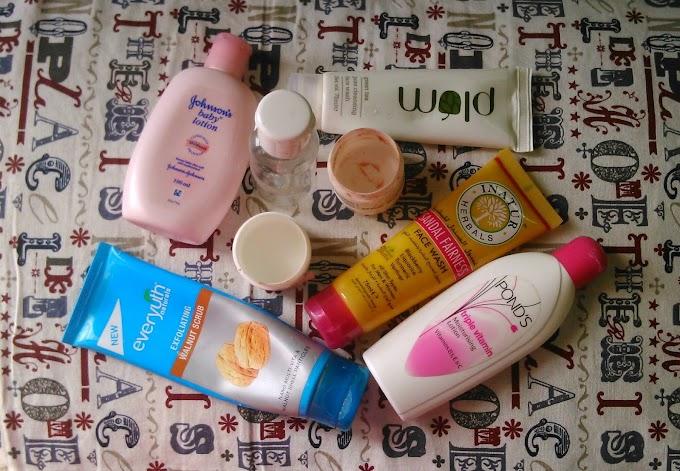 Skincare Empties #2