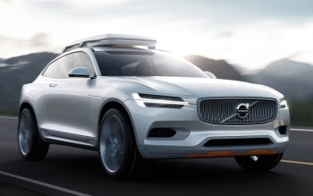 Wallpaper: Volvo Concept XC Coupe