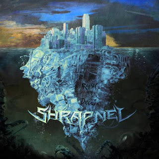 "Shrapnel - ""Raised on Decay"" (lyric video) from the album ""Raised on Decay"""
