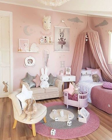 Top 10 Stylish Ways to Decorate your Children's Room - 1 ...