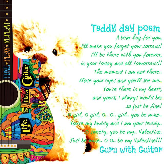 teddy_day_poem_valentine_quote_guru_with_guitar_vikrmn_austerity_chartered_accountant_ca_author_srishti_verma_tpr_lyrics