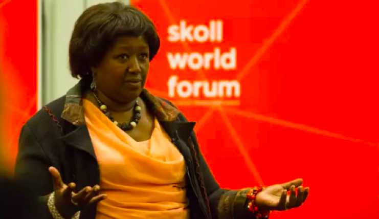 Agnes Binagwaho: Media