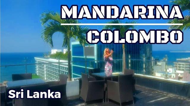 Hotel Mandarina Colombo em Colombo no Sri Lanka