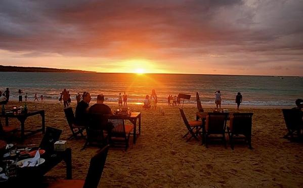 Pantai Jimbaran, Bali