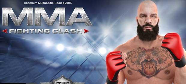 mma fighting clash apk full version