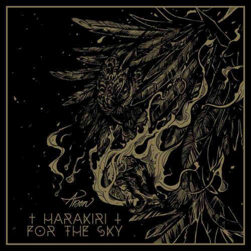 HARAKIRI FOR THE SKY: Τίτλος, εξώφυλλο και tracklist του νέου album