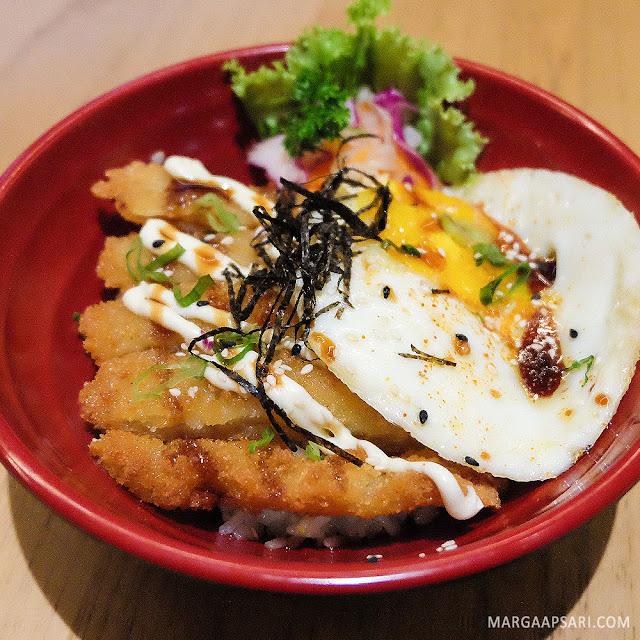Fish Dory Katsu Cheese Melt Gyoza Bar Summarecon Mal Serpong, Tangerang