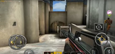 Game Crisis Action-eSports FPS  online android terbaik