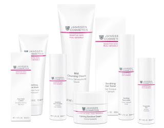 Sensitive Skin - Janssen Cosmetics