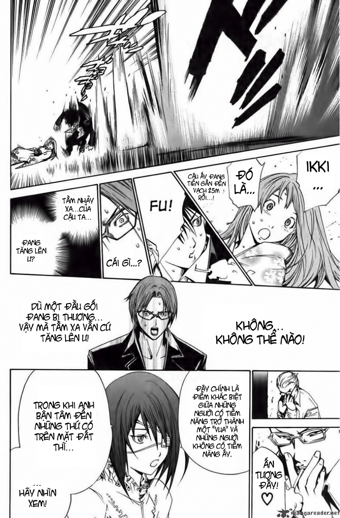 Air Gear Chap 101