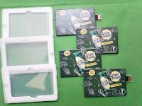 USB Kartu Green Sands