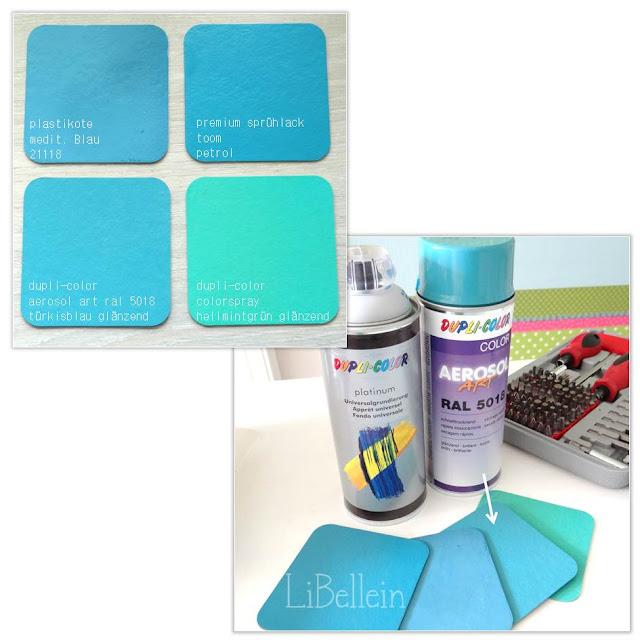Libellein: Neue Farbe Für Meine Kitchen Aid