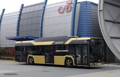 Solaris Urbino 12 CNG, TransExpo 2016