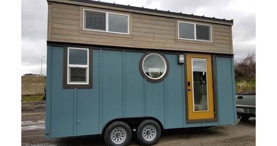 Tiny House Town Wallingford By Seattle Tiny Homes