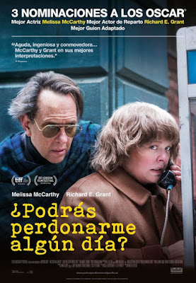 Can You Ever Forgive Me? [2018] [DVD] [R1] [NTSC] [Latino]