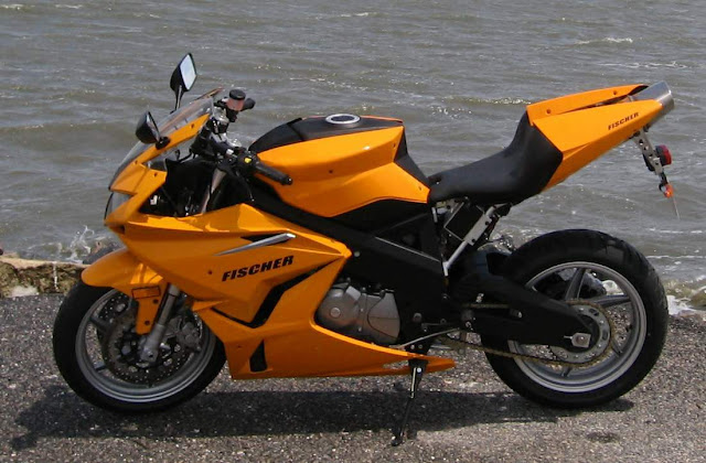 Fischer MRX Motorbike