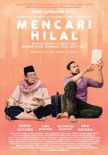 Download film Mencari Hilal (2015) Web-DL Gratis