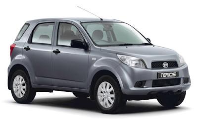 Daftar Harga Mobil Bekas Daihatsu (Part 4)