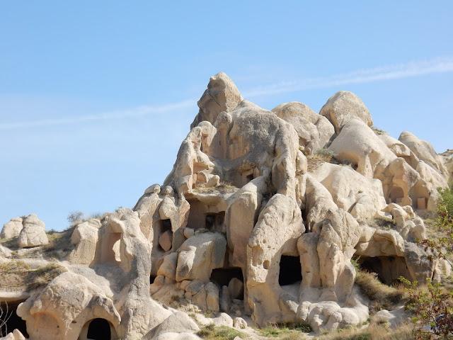 Turquie, Vallee Goreme, Cappadoce, Voyages, Travel, elisaorigami