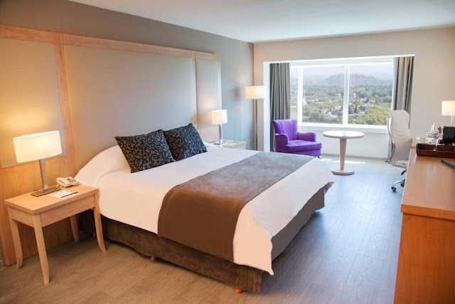 Hotel Diplomatic em Mendoza, Argentina