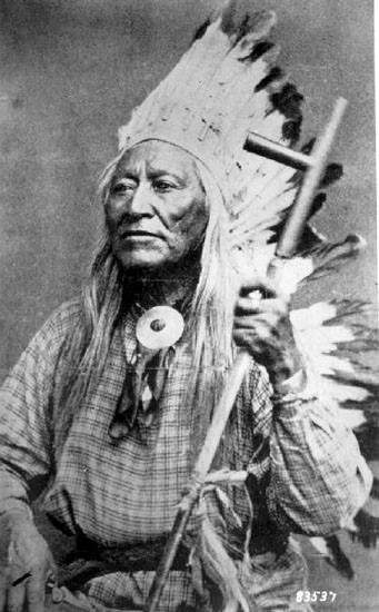 Chefe Washakie –Shoshone