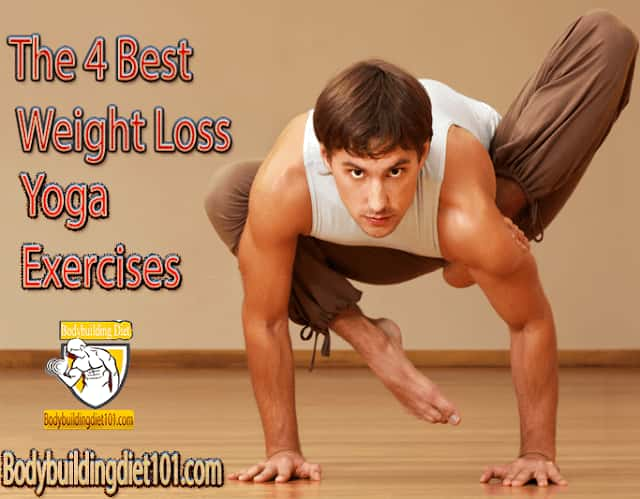Using Yoga Exercises to Lose Weight