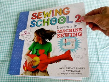 Peek inside Sewing School 2