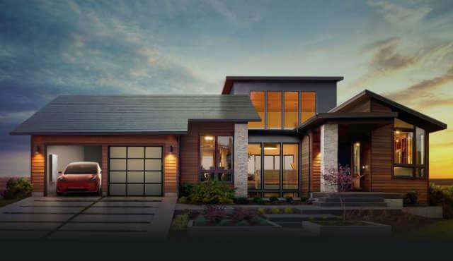 Tesla y su nuevo techo solar para viviendas