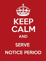 Things To Do During Your Notice Period