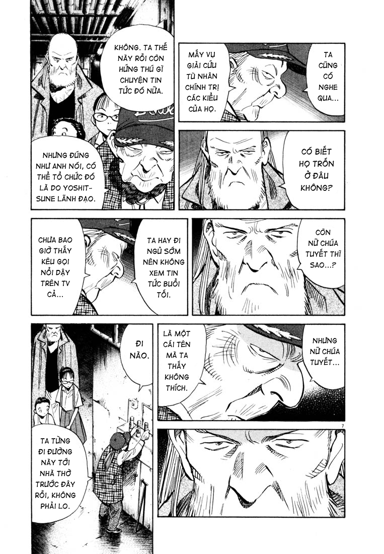 20th Century Boys chapter 182 trang 29