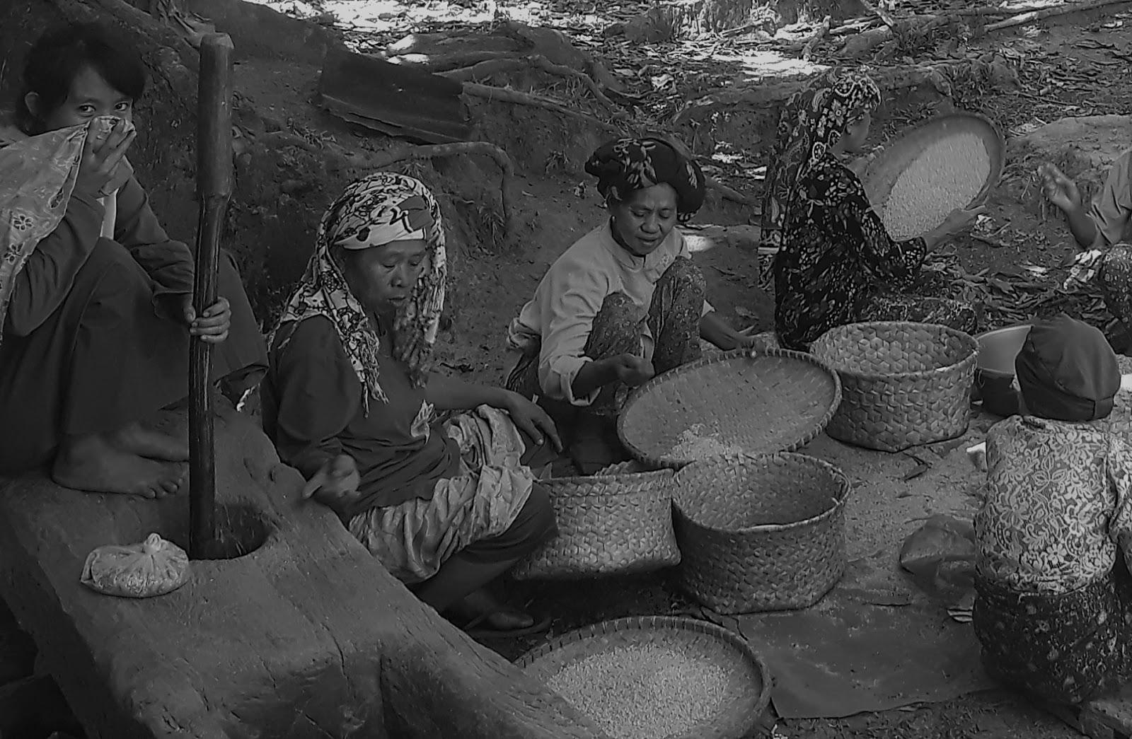 Tradisi Unik kampung Buung Pangkep