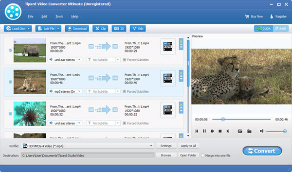 Tipard Video Converter Ultimate Full Ücretsiz İndir
