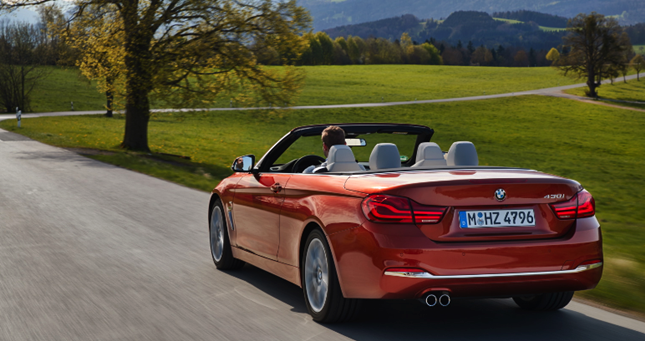 2018 BMW 430i Luxury Convertible Facelift Review
