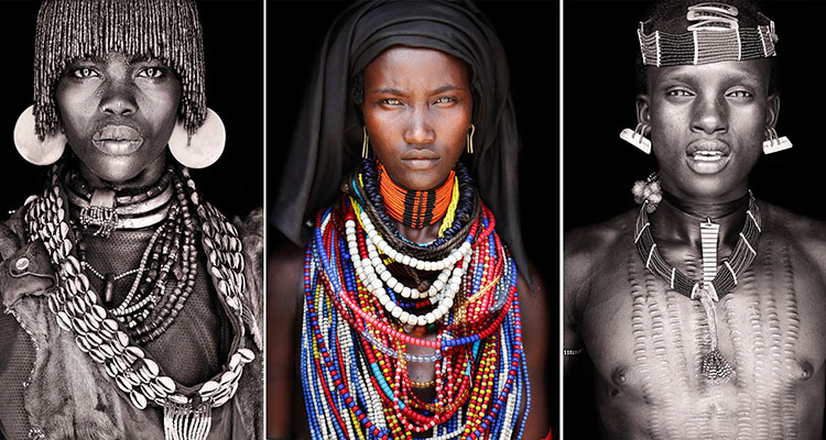 11 Mind-Blowing Pictures Of The Last African Nomads