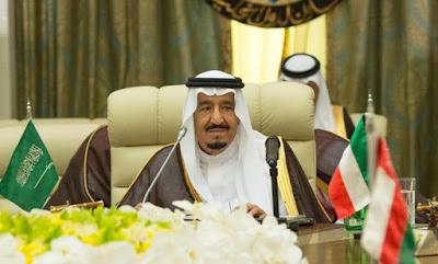 FPI Malu Raja Salman Tak Temui Rizieq Shihab,