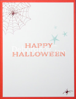 Trick or Treat inside - photo by Deborah Frings - Deborah's Gems