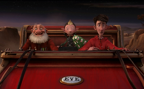 Arthur Christmas \u2022 Visual Parables