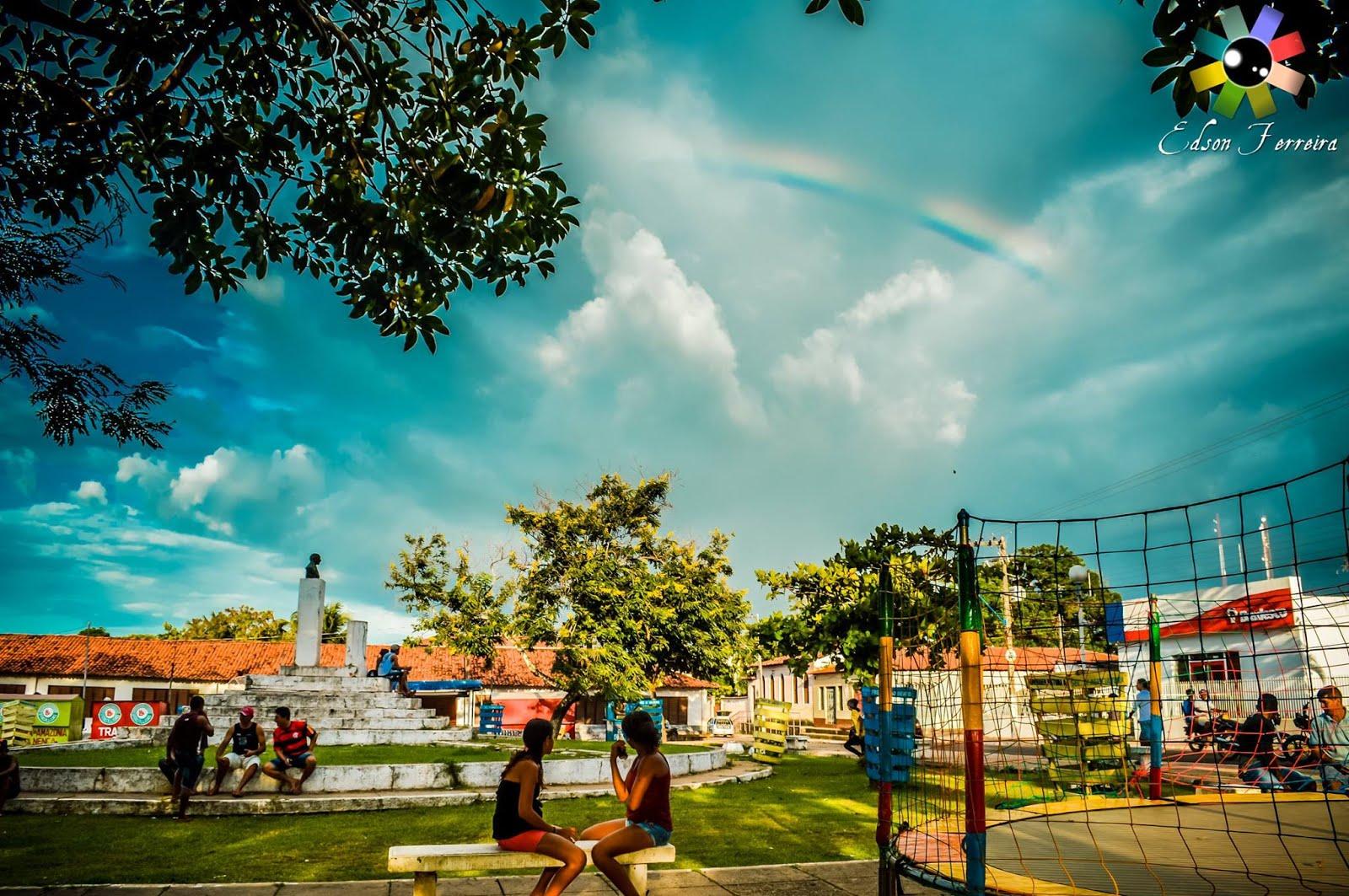 Praça Carlos Reis São Bento Maranhão
