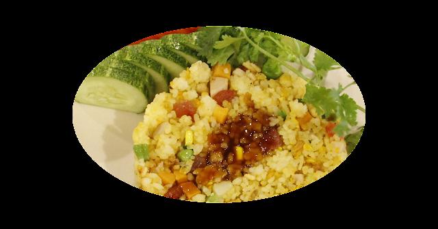 Cơm Dương Châu - Đồ Ăn Trưa tại Đà Nẵng - Ảnh 1